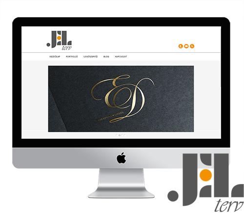 Szászné Kaltenecker Tímea saját portfólió weboldala | www.jelterv.hu