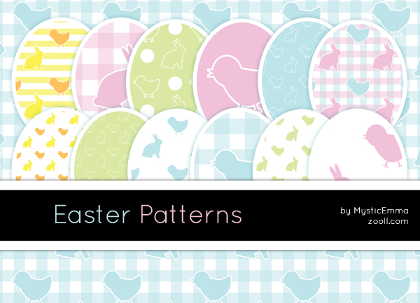 Easter Patterns Preview