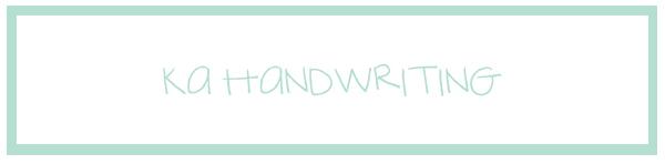 kattandwriting
