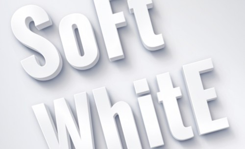 soft-white-type-effect-photoshop