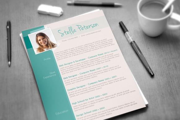fancy-resume-template-f