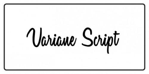 Variane-Script