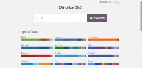 webcolourdata