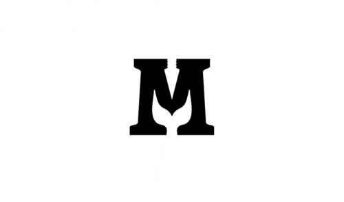 negative-space-logo-M