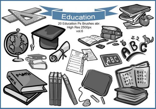 20-education-ps-brushes-abr-vol-6