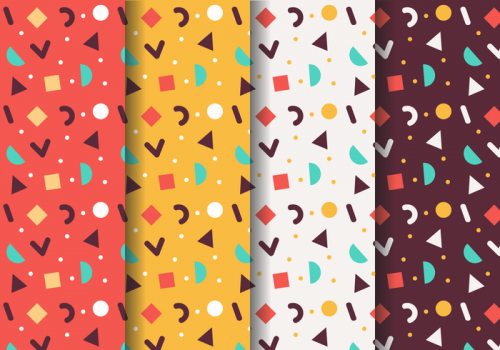 free-geometric-pattern-vector
