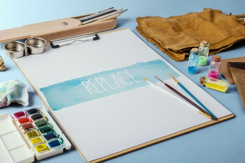 watercolor-sketch-free-mockup-1