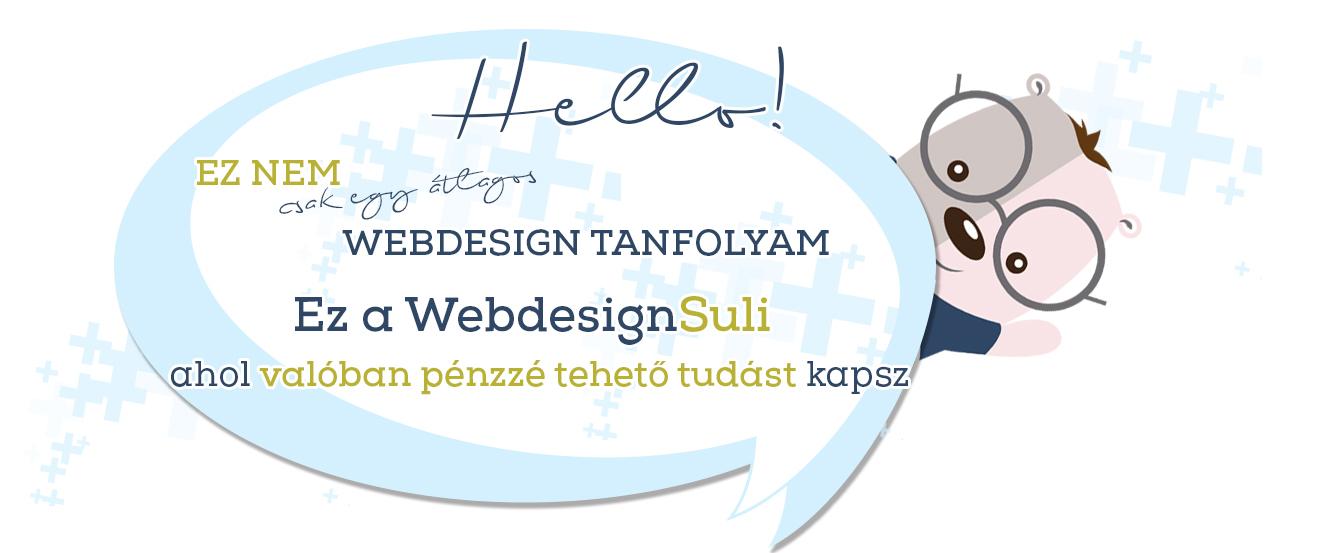 Profi Otthoni Webdesign Tanfolyam